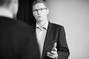 Vækstfondens erhvervskundedirektør Henrik Holst Elstrøm