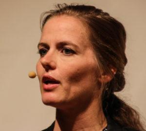 Ellen Trane Nørby fortæller om det at kæmpe for noget.