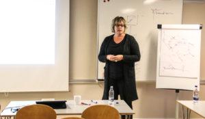 Advokat Vivi Muurholm delte lidt af sin ekspertviden.