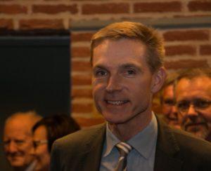 Kristian Thulesen Dahl fra et tidligere besøg på Hotel Comwell.