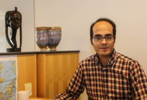 Amir Faraji Fard sikrer FBL-Management gode aftaler i Iran.