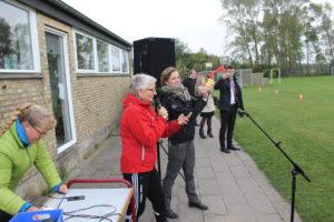 Ellen Trane Nørby skyder Motionsdagen i gang