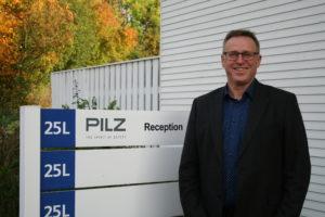 Allan Paulsen har været en del af Pilz' forrygende udvikling gennem 20 år