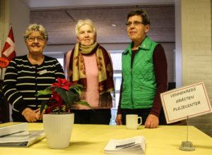 Gråsten Plejehjems Venneforening er på udkig efter frivillige, der kan bære foreningen videre.