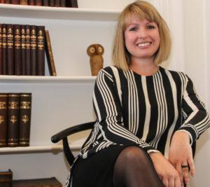 Susanne Højgaard Larsen er ny i Advokathuset Muurholm.